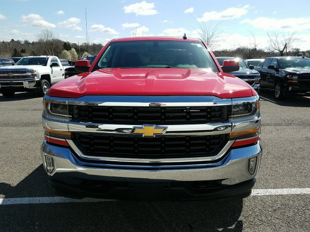 2018 Silverado 1500 Double Cab 4x4, Pickup #JZ264585 - photo 5