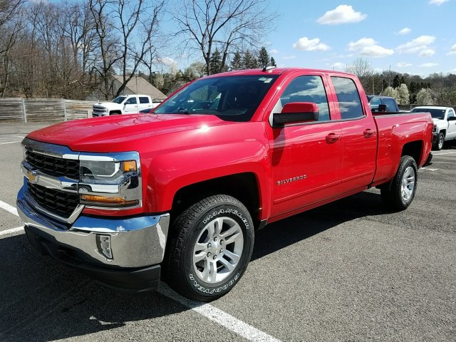 2018 Silverado 1500 Double Cab 4x4, Pickup #JZ264585 - photo 1