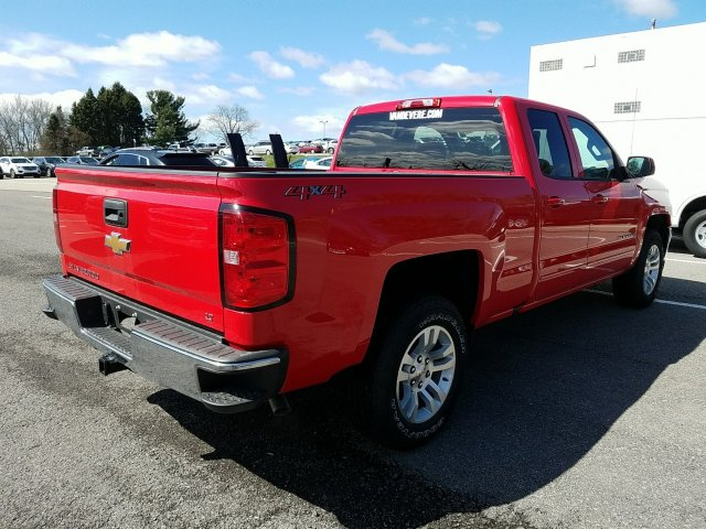2018 Silverado 1500 Double Cab 4x4, Pickup #JZ264585 - photo 4
