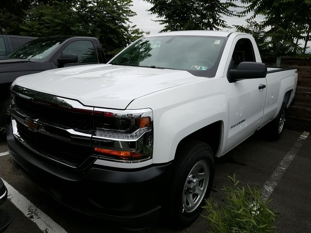2018 Silverado 1500 Regular Cab 4x4,  Pickup #JZ338296 - photo 1