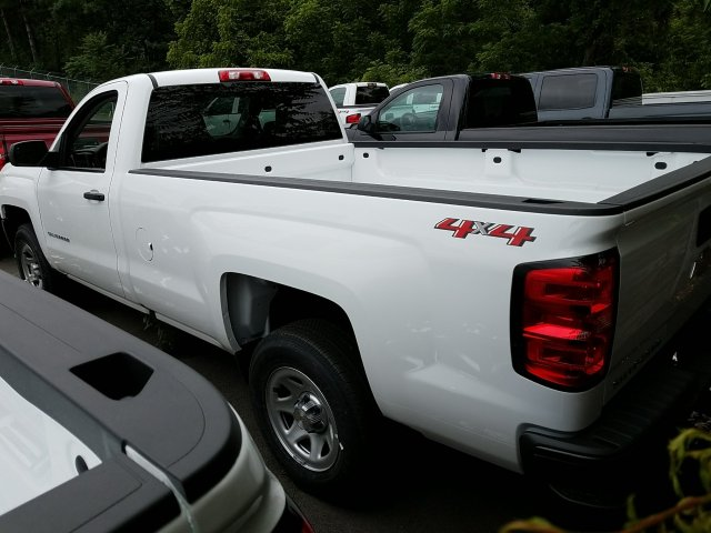 2018 Silverado 1500 Regular Cab 4x4,  Pickup #JZ338296 - photo 2