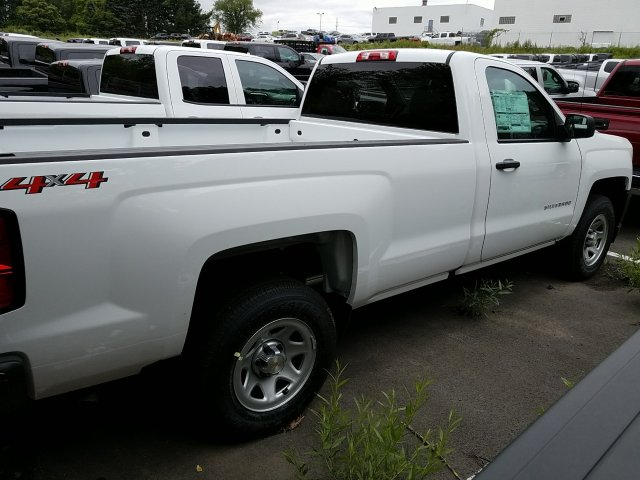 2018 Silverado 1500 Regular Cab 4x4,  Pickup #JZ338296 - photo 8