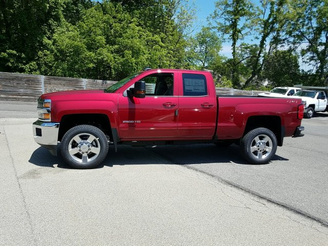 2018 Silverado 2500 Double Cab 4x4,  Pickup #JZ339474 - photo 5