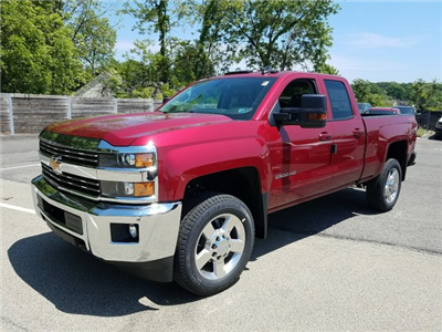 2018 Silverado 2500 Double Cab 4x4,  Pickup #JZ339474 - photo 1