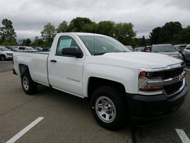2018 Silverado 1500 Regular Cab 4x2,  Pickup #JZ347992 - photo 3