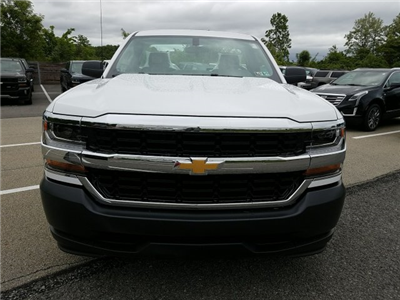 2018 Silverado 1500 Regular Cab 4x2,  Pickup #JZ347992 - photo 4