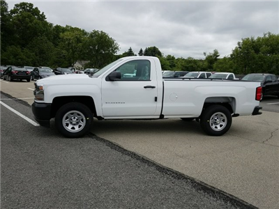 2018 Silverado 1500 Regular Cab 4x2,  Pickup #JZ347992 - photo 5