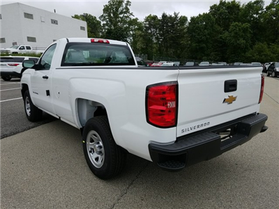2018 Silverado 1500 Regular Cab 4x2,  Pickup #JZ347992 - photo 2