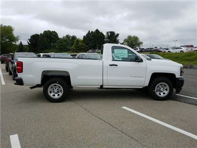 2018 Silverado 1500 Regular Cab 4x2,  Pickup #JZ347992 - photo 8