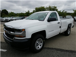 2018 Silverado 1500 Regular Cab 4x2,  Pickup #JZ347992 - photo 1