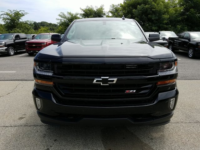 2018 Silverado 1500 Double Cab 4x4,  Pickup #JZ348554 - photo 4