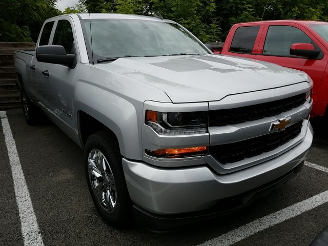 2018 Silverado 1500 Double Cab 4x4,  Pickup #JZ351327 - photo 4