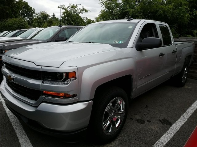 2018 Silverado 1500 Double Cab 4x4,  Pickup #JZ351327 - photo 5
