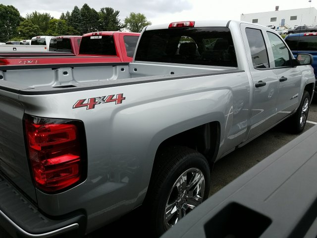 2018 Silverado 1500 Double Cab 4x4,  Pickup #JZ351327 - photo 8