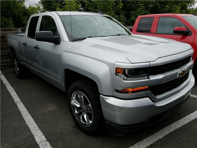 2018 Silverado 1500 Double Cab 4x4,  Pickup #JZ351327 - photo 3
