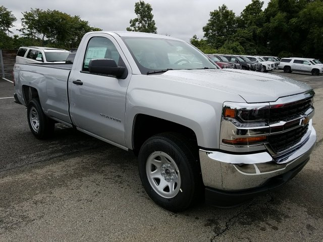 2018 Silverado 1500 Regular Cab 4x4,  Pickup #JZ355822 - photo 3
