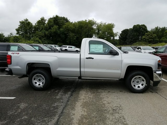2018 Silverado 1500 Regular Cab 4x4,  Pickup #JZ355822 - photo 8