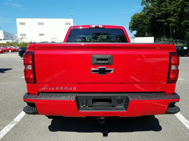 2018 Silverado 1500 Double Cab 4x4,  Pickup #JZ375999 - photo 6