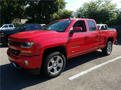 2018 Silverado 1500 Double Cab 4x4,  Pickup #JZ375999 - photo 1