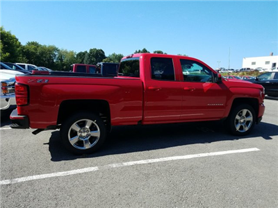 2018 Silverado 1500 Double Cab 4x4,  Pickup #JZ375999 - photo 8