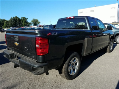 2019 Silverado 1500 Double Cab 4x4,  Pickup #K1101210 - photo 4