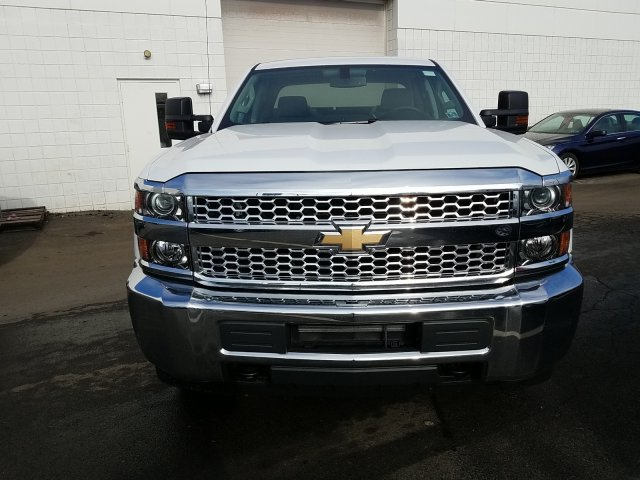 2019 Silverado 2500 Double Cab 4x4,  Knapheide Service Body #K1124957 - photo 4