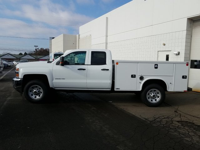 2019 Silverado 2500 Double Cab 4x4,  Knapheide Service Body #K1124957 - photo 5