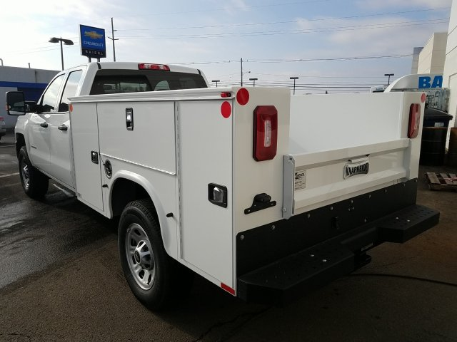 2019 Silverado 2500 Double Cab 4x4,  Knapheide Service Body #K1124957 - photo 2