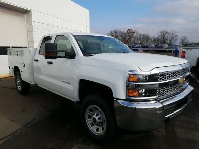 2019 Silverado 2500 Double Cab 4x4,  Knapheide Service Body #K1124957 - photo 3