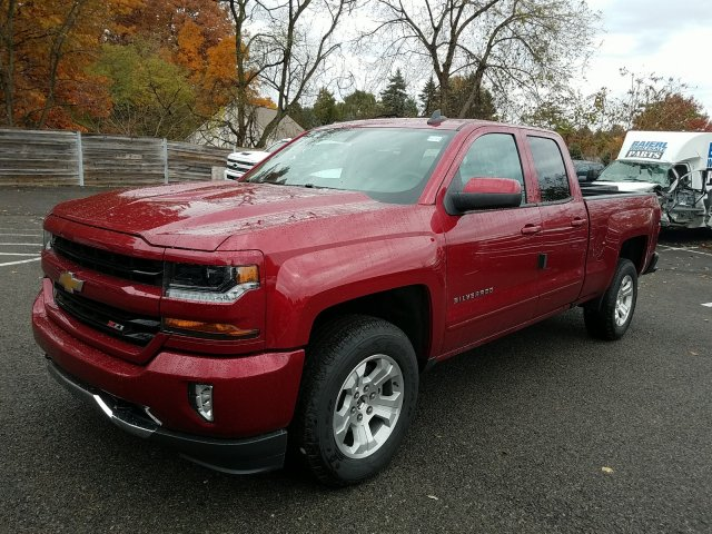 2019 Silverado 1500 Double Cab 4x4,  Pickup #K1127640 - photo 1