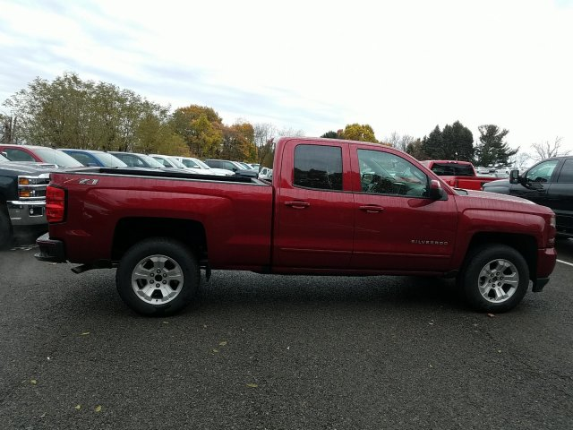 2019 Silverado 1500 Double Cab 4x4,  Pickup #K1127640 - photo 8
