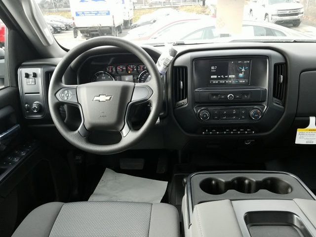 2019 Silverado 2500 Double Cab 4x4,  Knapheide Service Body #K1128458 - photo 12