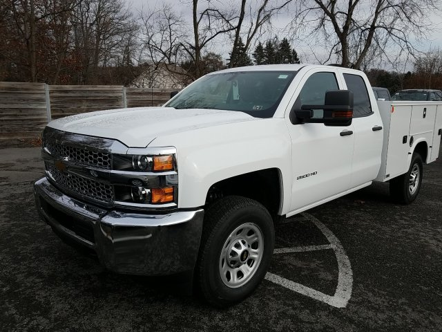 2019 Silverado 2500 Double Cab 4x4,  Knapheide Service Body #K1128458 - photo 1