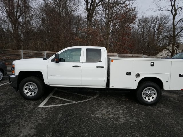 2019 Silverado 2500 Double Cab 4x4,  Knapheide Service Body #K1128458 - photo 5