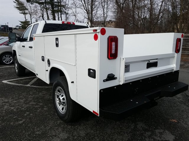 2019 Silverado 2500 Double Cab 4x4,  Knapheide Service Body #K1128458 - photo 2