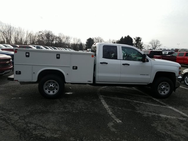 2019 Silverado 2500 Double Cab 4x4,  Knapheide Service Body #K1128458 - photo 8