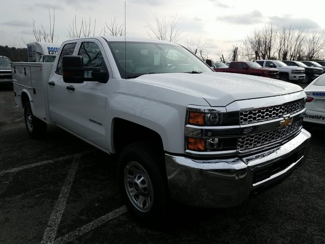2019 Silverado 2500 Double Cab 4x4,  Knapheide Service Body #K1128458 - photo 3