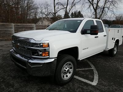 2019 Silverado 2500 Double Cab 4x4,  Knapheide Standard Service Body #K1128458 - photo 1