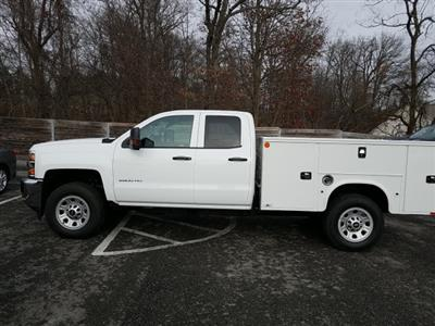2019 Silverado 2500 Double Cab 4x4,  Knapheide Standard Service Body #K1128458 - photo 5