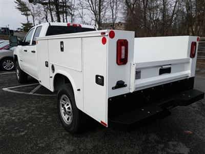 2019 Silverado 2500 Double Cab 4x4,  Knapheide Standard Service Body #K1128458 - photo 2