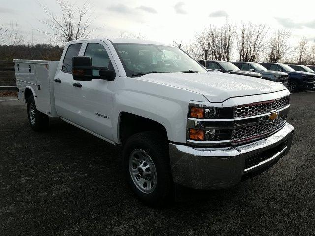 2019 Silverado 2500 Double Cab 4x4,  Knapheide Service Body #K1129895 - photo 3