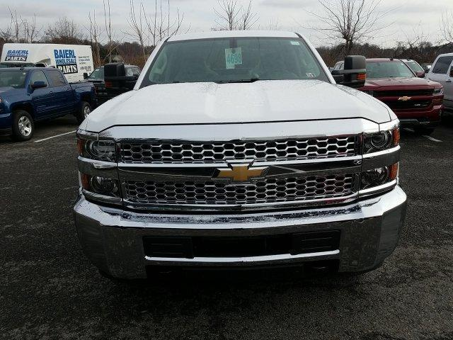 2019 Silverado 2500 Double Cab 4x4,  Knapheide Service Body #K1129895 - photo 4