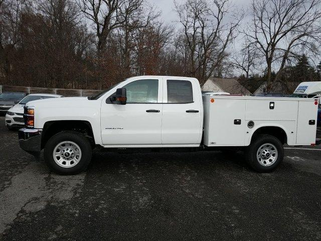 2019 Silverado 2500 Double Cab 4x4,  Knapheide Service Body #K1129895 - photo 5