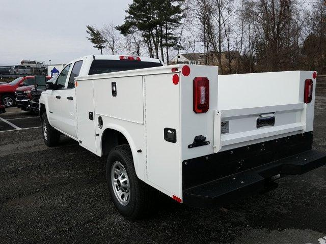 2019 Silverado 2500 Double Cab 4x4,  Knapheide Service Body #K1129895 - photo 2