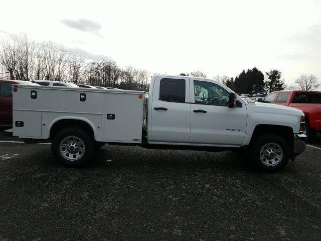 2019 Silverado 2500 Double Cab 4x4,  Knapheide Service Body #K1129895 - photo 8