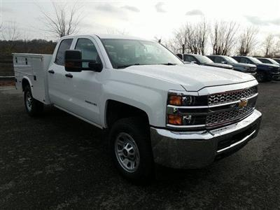 2019 Silverado 2500 Double Cab 4x4,  Knapheide Standard Service Body #K1129895 - photo 3
