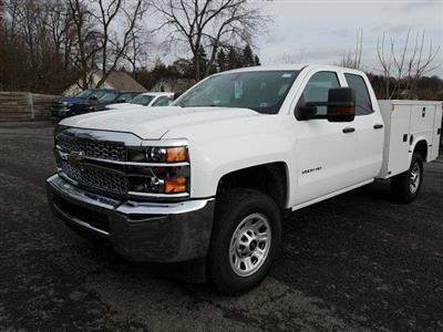 2019 Silverado 2500 Double Cab 4x4,  Knapheide Standard Service Body #K1129895 - photo 1