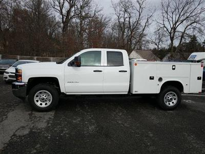 2019 Silverado 2500 Double Cab 4x4,  Knapheide Standard Service Body #K1129895 - photo 5