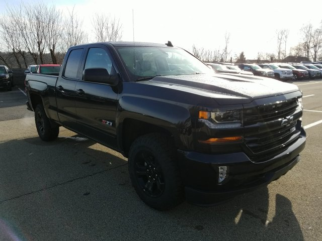 2019 Silverado 1500 Double Cab 4x4,  Pickup #K1154491 - photo 3