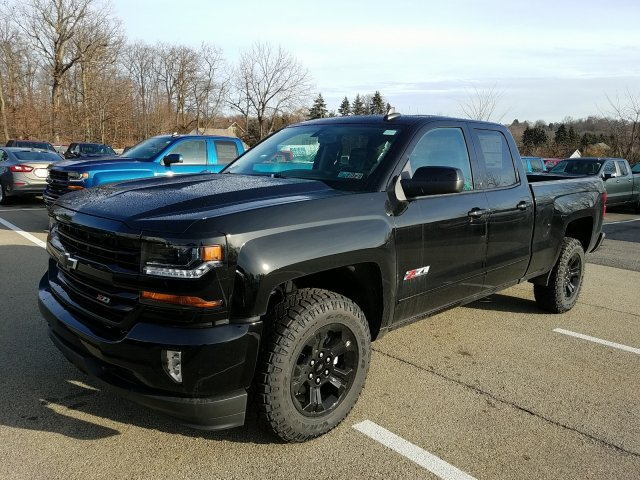 2019 Silverado 1500 Double Cab 4x4,  Pickup #K1154491 - photo 1